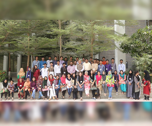 Workshop for Talent Hunt Program Students on Values-Based Leadership